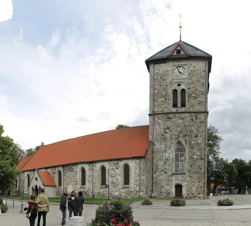 Trondheim, Church of Our Lady (Vår Frue Kirke)