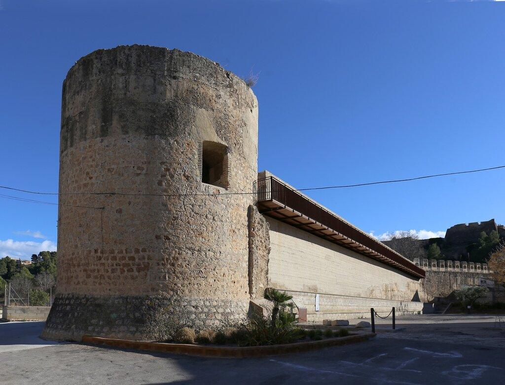 Тортоса, Башня Torre del Cellio