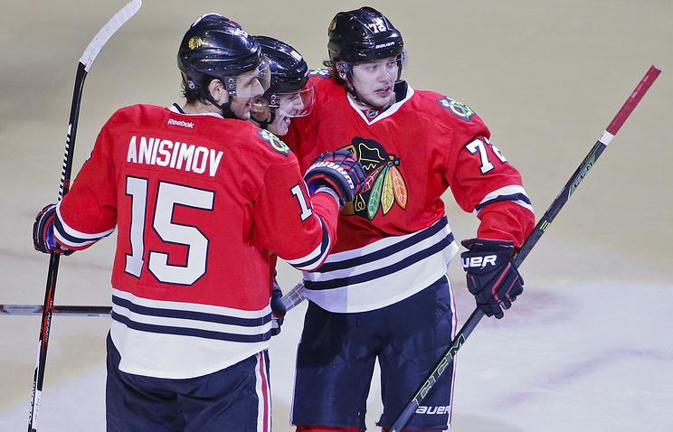 «Сент-Луис» Тарасенко проиграет «Чикаго» Панарина вматче НХЛ— специалисты