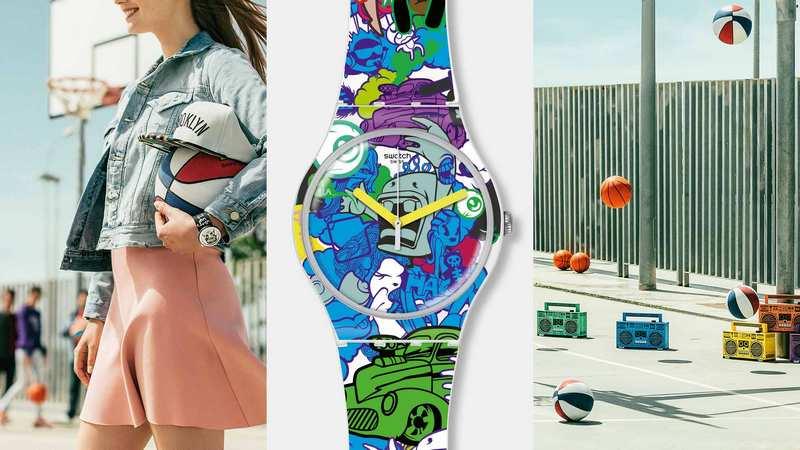 Swatch разрабатывает собственнуюОС для «умных» часов