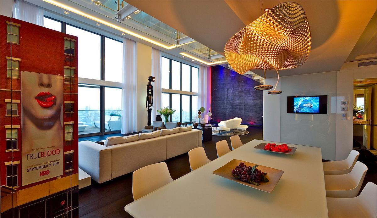 Sky Penthouse, пентхаус, элитная недвижимость, недвижимость в Израиле, пентхаус в Тель-Авиве, пентхаус с видом на парк, пентхаус с видом на море
