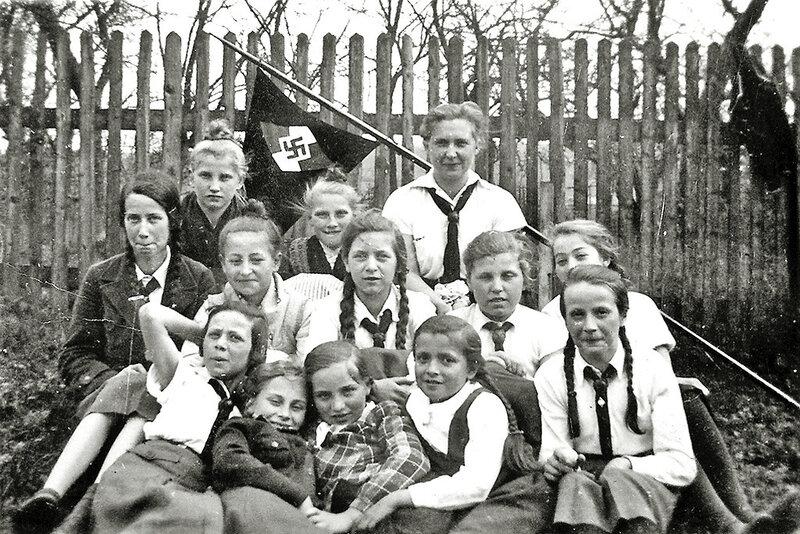 Gruppe Bund Deutscher Mädel, nach 1933