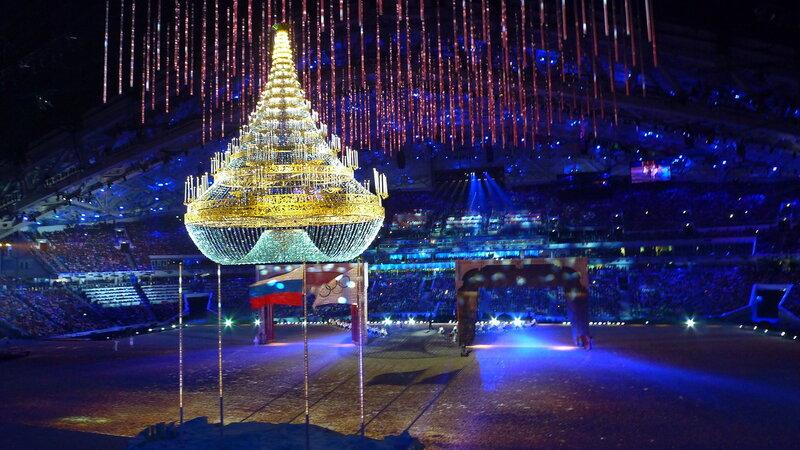 Церемония закрытия Олимпиады. То, что вам не показали.