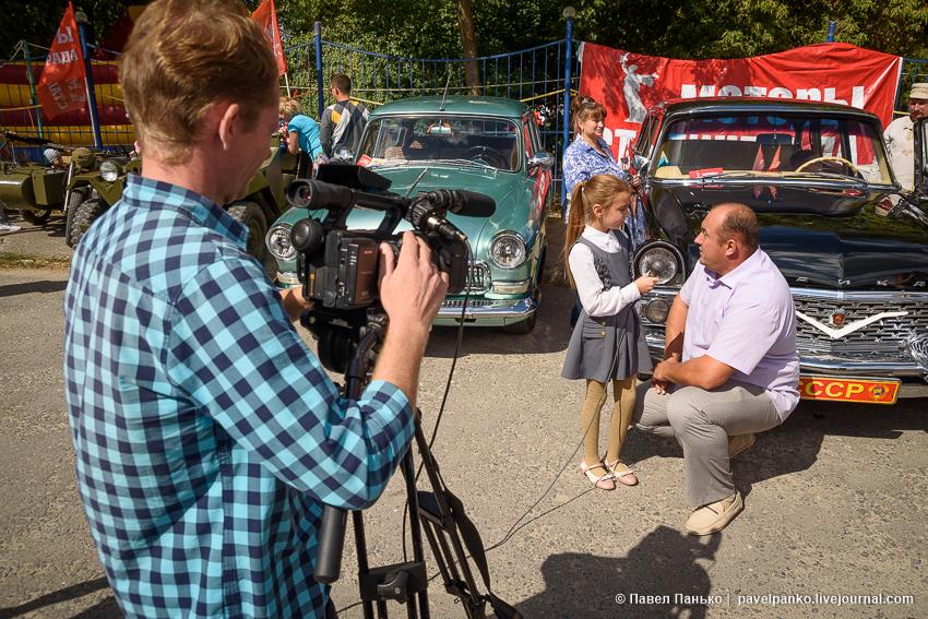 интервью владельца автомобиля