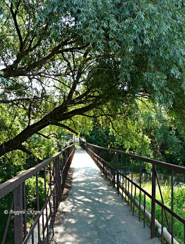 Мост на реке Кундрючья
