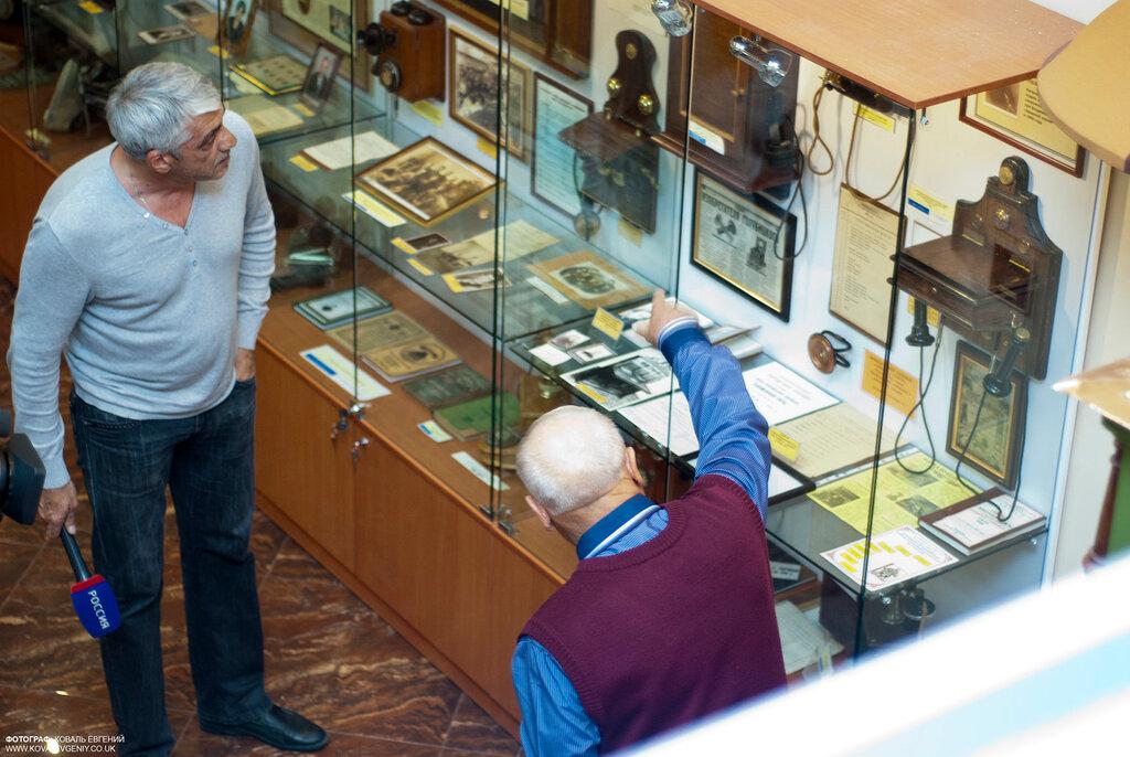 Во Владивостоке открылся музейно-выставочный центр истории связи