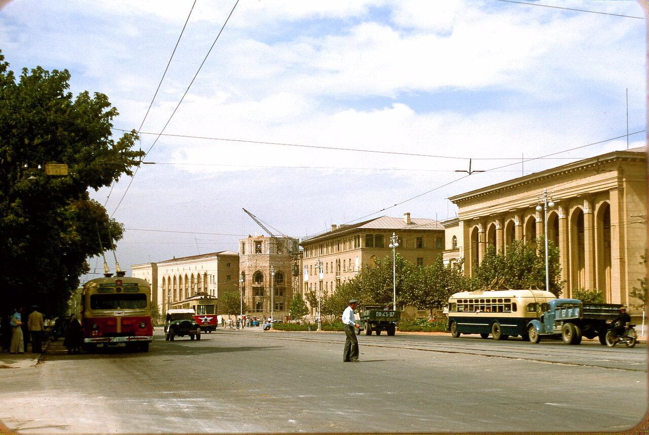 Ташкент. Улица