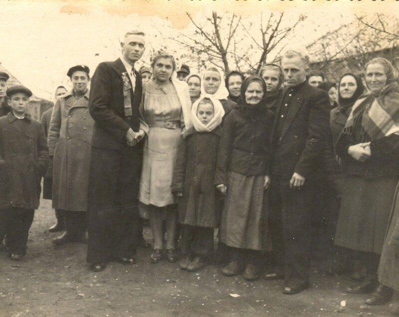 1951. 7 ноября. Божково