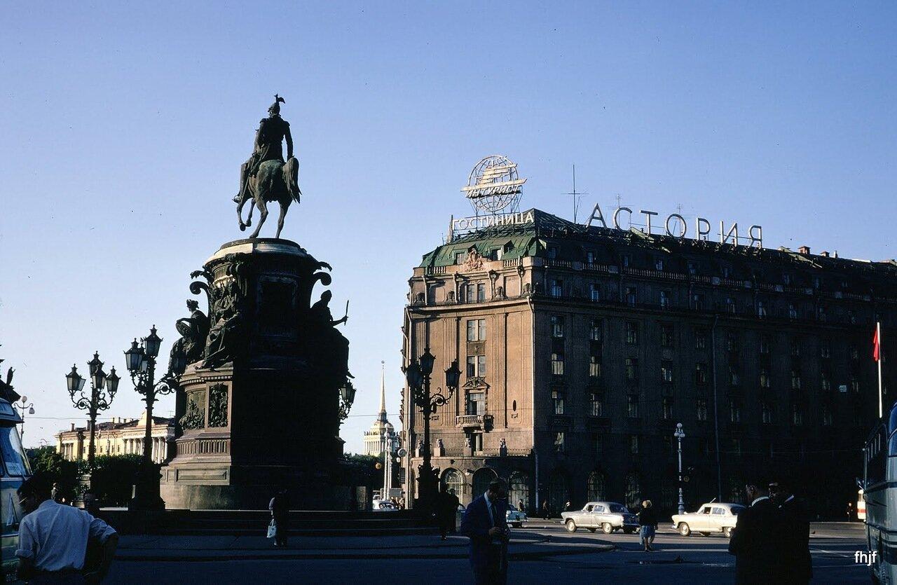Astoria hotel & Nicholas I