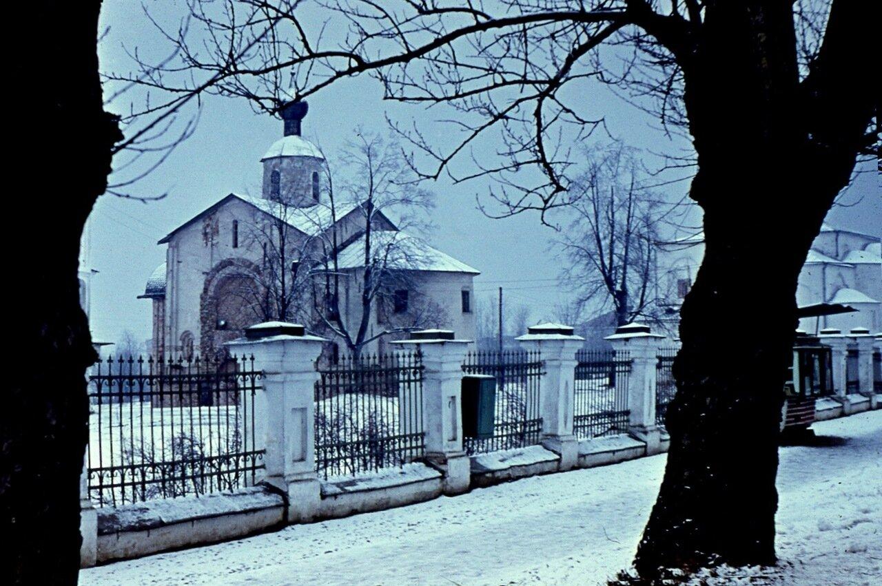 Новгород. 1972. 1.  Новгород зимний