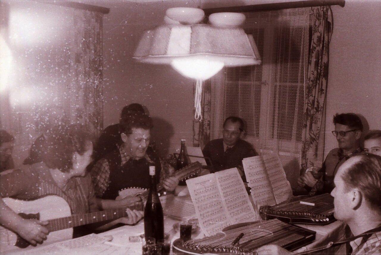 1950. Луиза, Отто и друзья