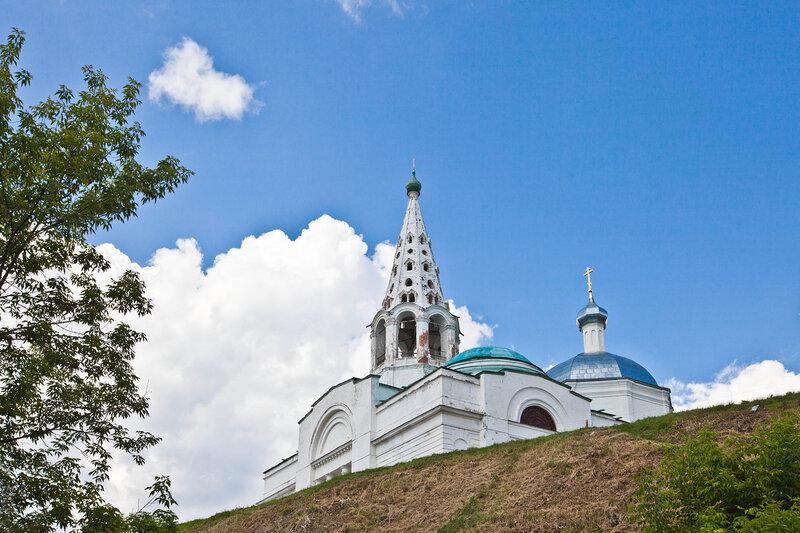 Троицкий собор на Красной Горе - Серпухов