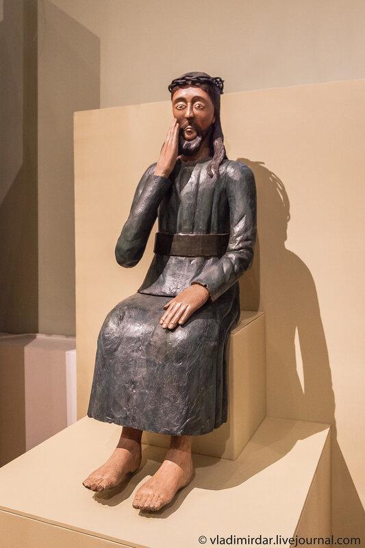 «Христос в темнице». г.Усолье.