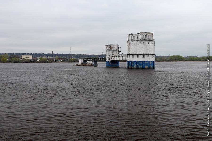 новый водозабор Казани
