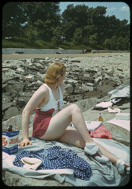 Summer 1941 Chicago, Ill. by Charles Cushman
