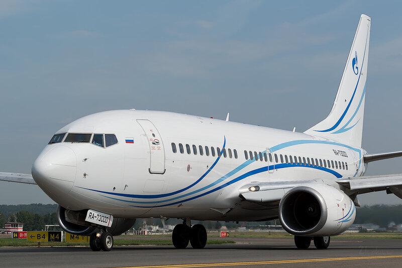 Boeing 737-76N (RA-73000) Газпромавиа D801417