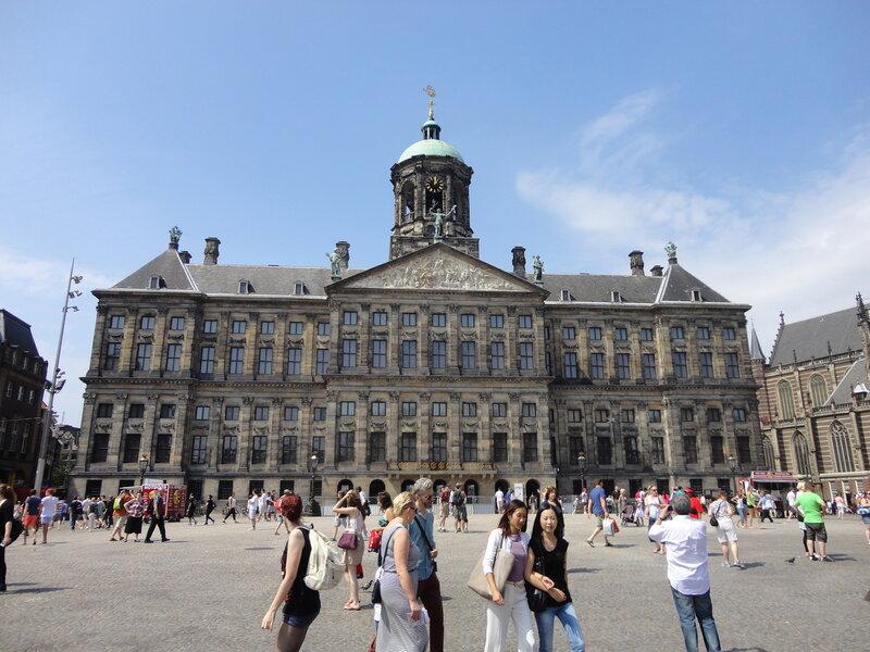 Амстердам - город порока