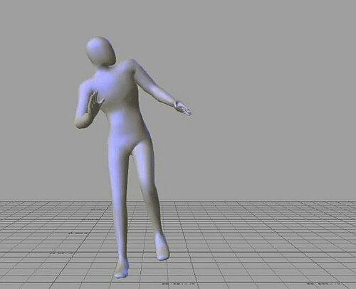Учеными раскрыта тайна мужской сексуальности в танце