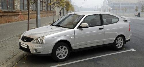 Комплектация обновлённой Lada Priora стала известна