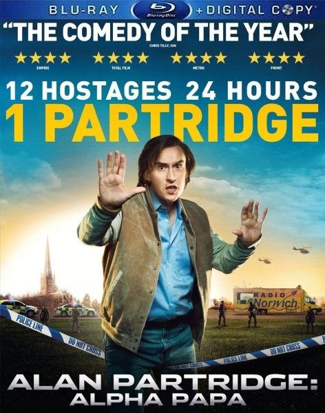 Алан Партридж / Alan Partridge: Alpha Papa (2013) BDRip 720p + HDRip