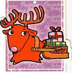 Открытка поздравление Подарков в фото картинка