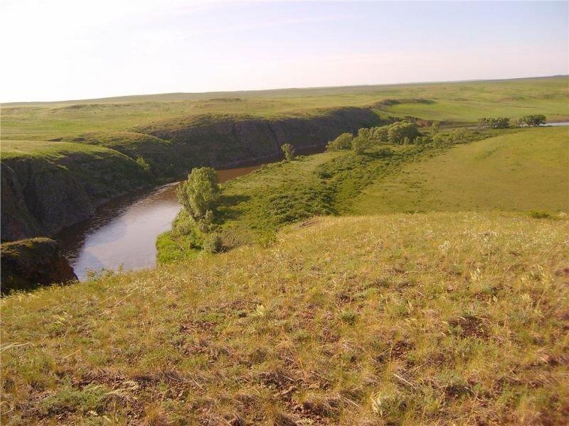 Причудливые изгибы реки (05.07.2013)