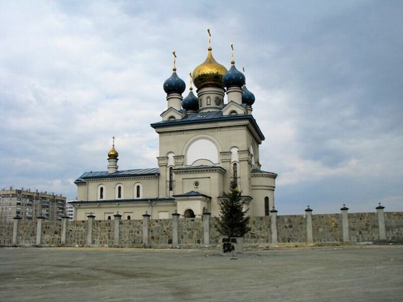Храм Иконы Божьей Матери (17.07.2013)