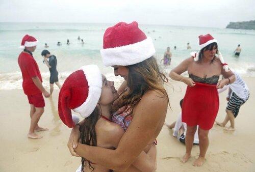 Рождество повсюду