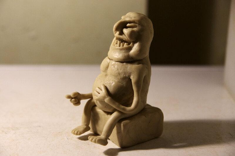 Композиция «Толстый тролль смеется над тобой!»