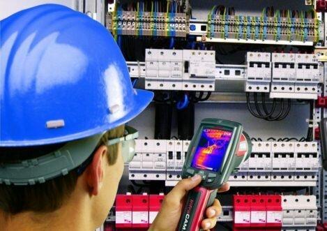 Методика тепловизионного обследования электрооборудования