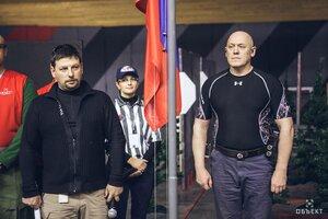 Блиц-интервью сДиректором Матча Moscow Open 2013— Вячеславом Денисовым
