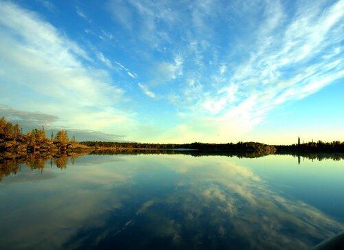 Озеро из вод  священной Ганги
