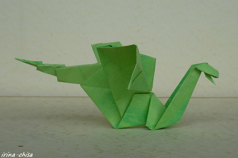 Летящий дракон Валидор (автор