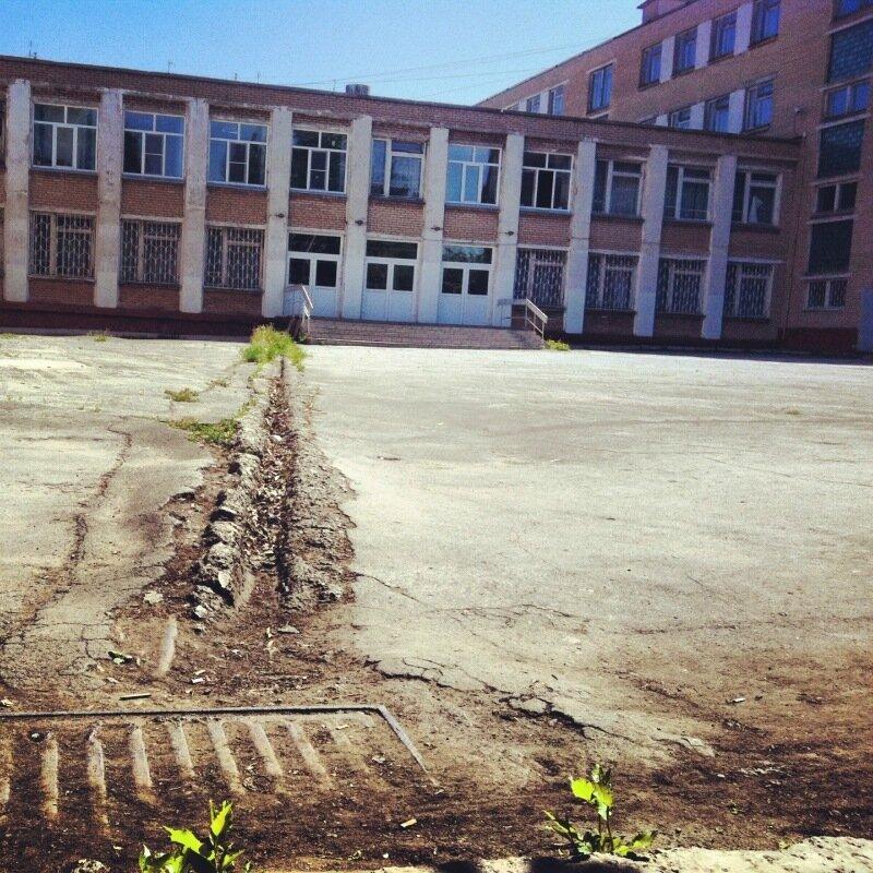 Вокруг средней школы №89