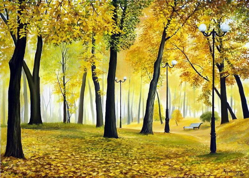 Пройдет весна, наступит лето, За осенью придет зима...