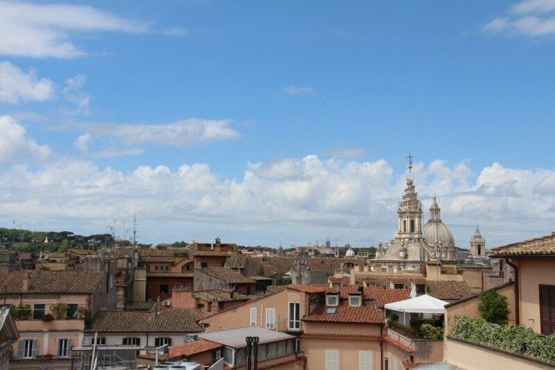 Римские крыши