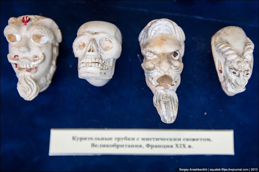 Курительные трубки Крымской войны