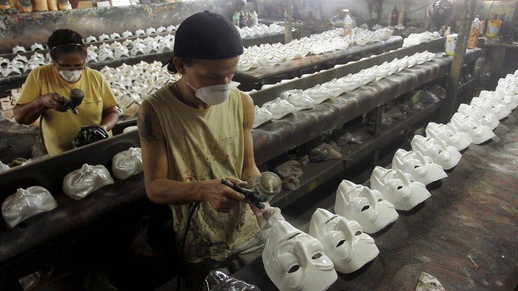 Рождение Анонимусов