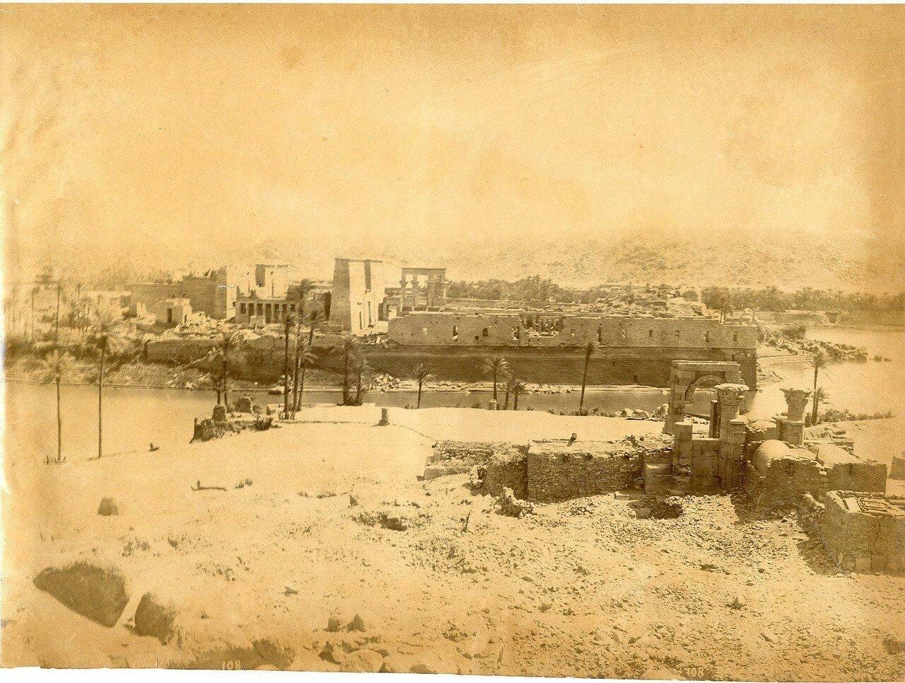Фивы. 1880-е