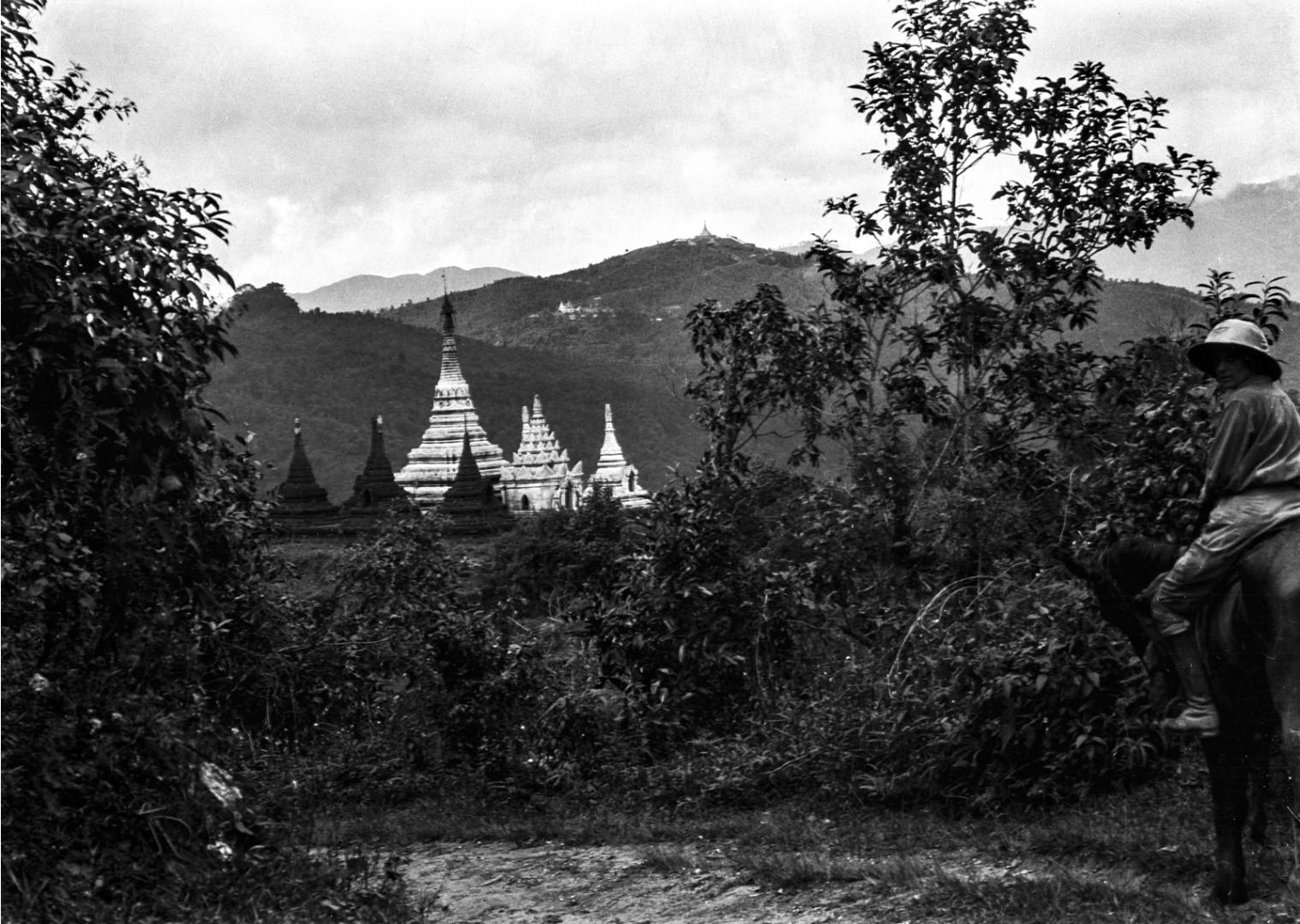 1089. Намшань. храм Пая