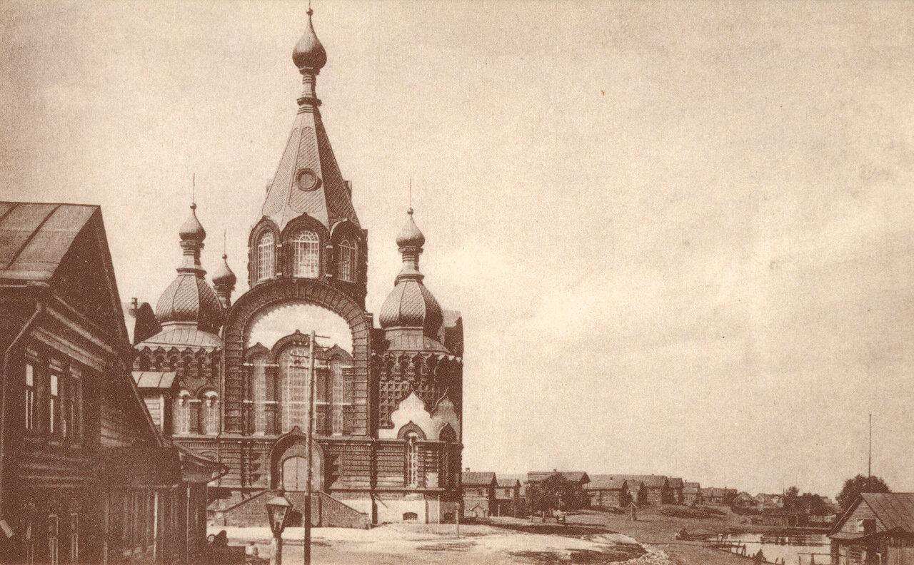 Храм Владимирской иконы Божьеи Матери в Гордеевке, Нижний Новгород