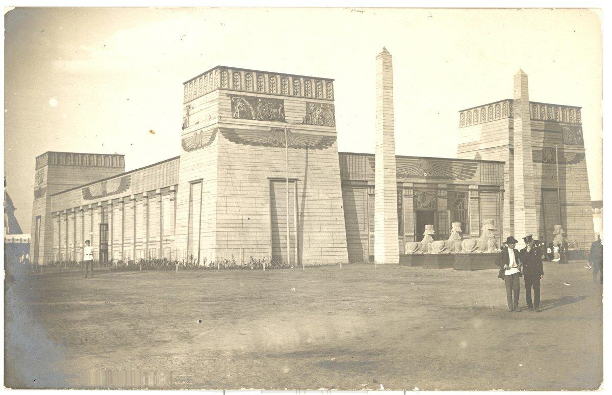 Павильон Первой Западно-Сибирской Выставки