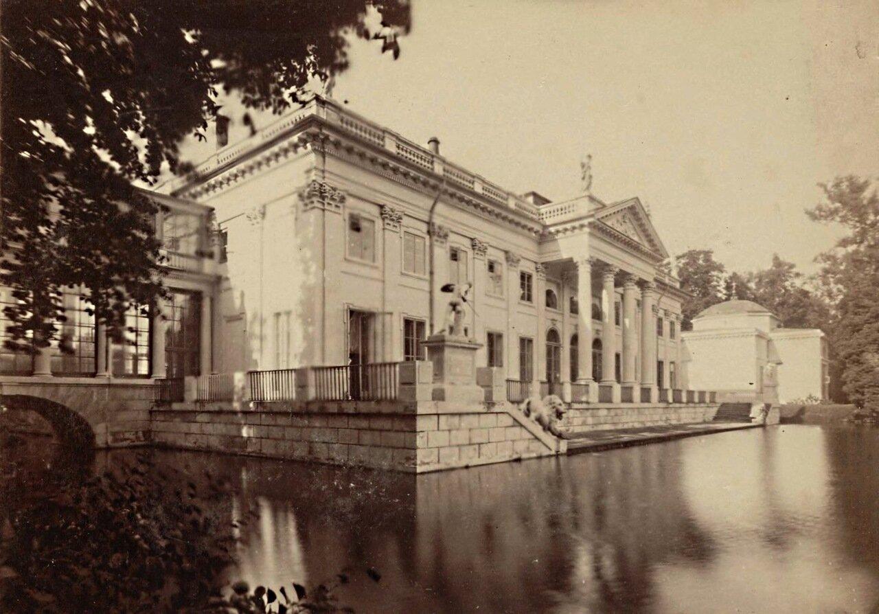 Дворец на воде. 1880-е