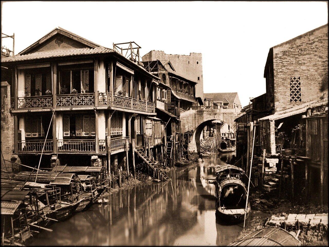 1880. Кантон