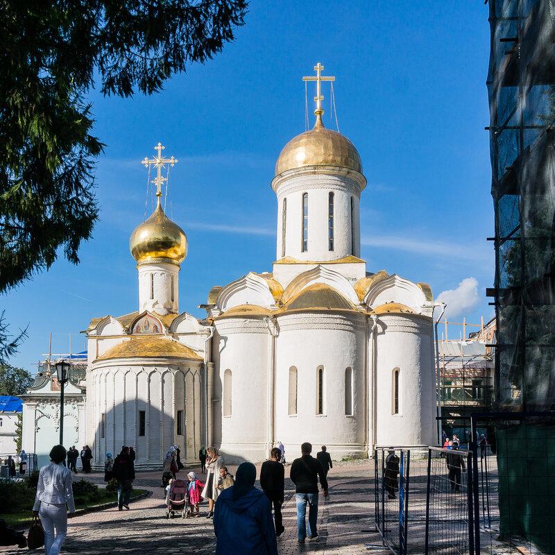 Троицкий собор - Троице-Сергиева Лавра