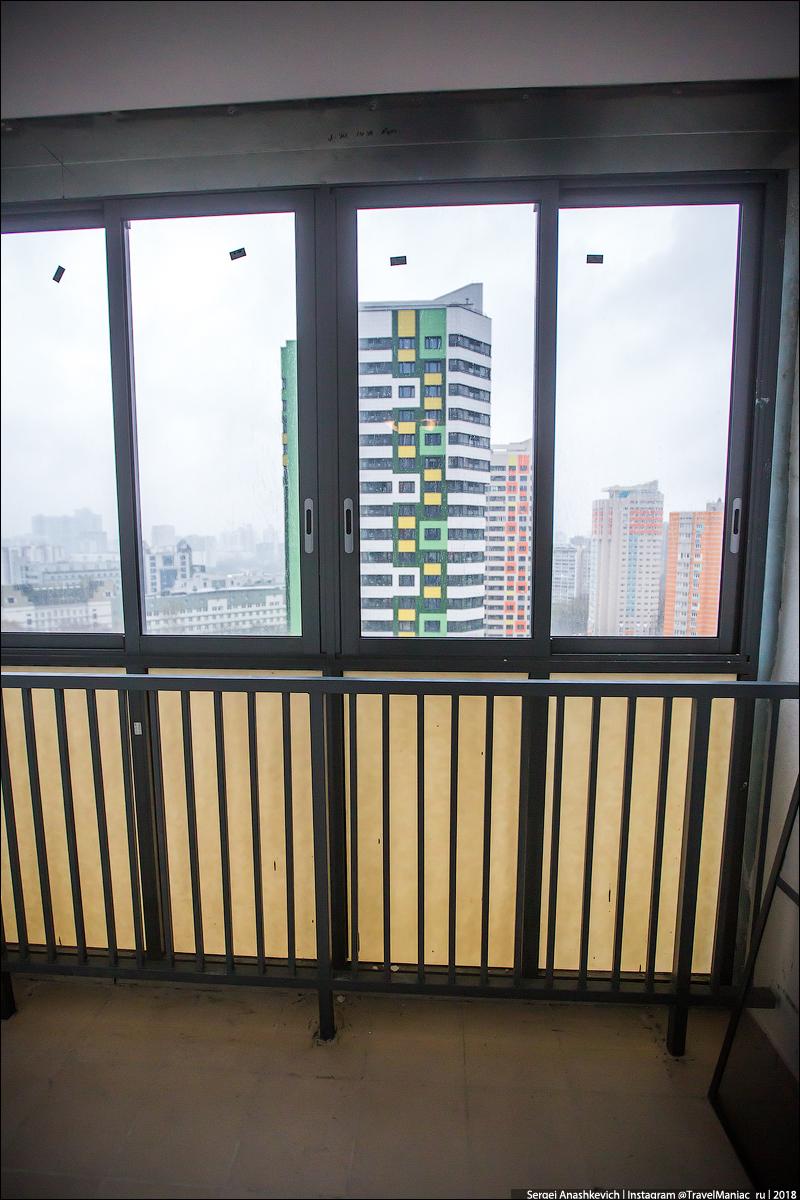 Первые жильцы по программе реновации