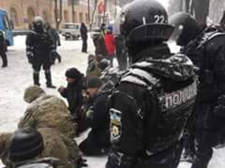 Международная правозащитная организация Fundacja Otwarty Dialog осудила применение чрезмерной силы