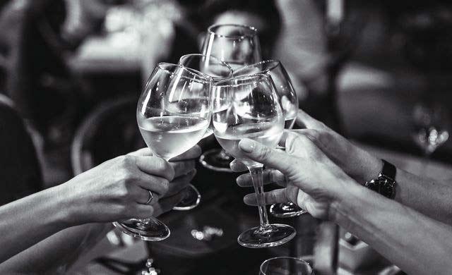 правила для питья вина