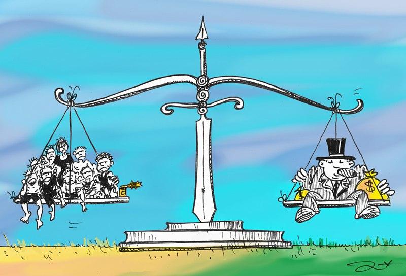 20 февраля  Всемирный день социальной справедливости. Весы