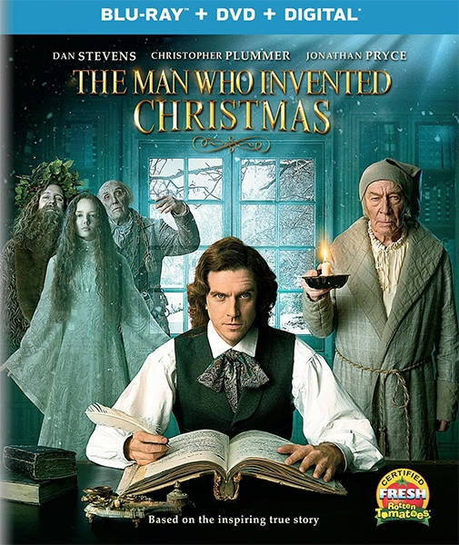 Человек, который изобрёл Рождество / The Man Who Invented Christmas (2017/BDRip/HDRip)